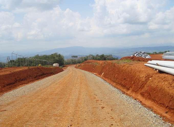 Proyecto de caminos Zona Sur, Costa Rica