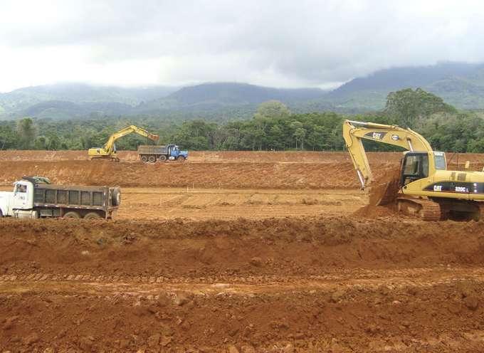 Movimientos de tierra Zona Sur, Costa Rica