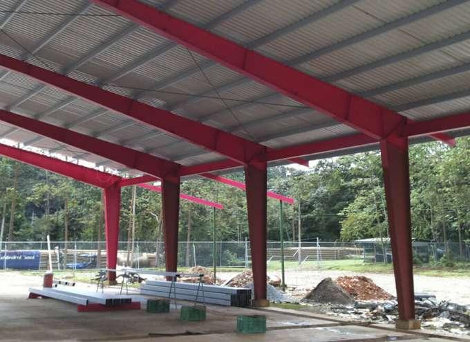 Proyecto industrial Zona Sur Costa Rica